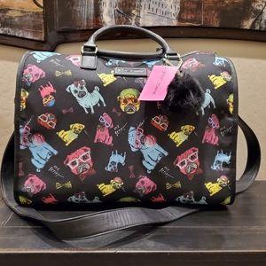 Betsey Johnson Weekend Travel Bag